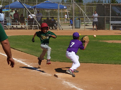 Rams Game 5 Double Header 1st game