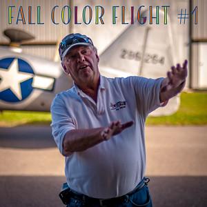 Fall Color Flight #1 - 2015
