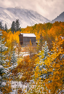 Fall in Ashcroft