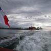 Leaving Havre St. Pierre