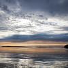 Sunrise over the Mingan Archipelago