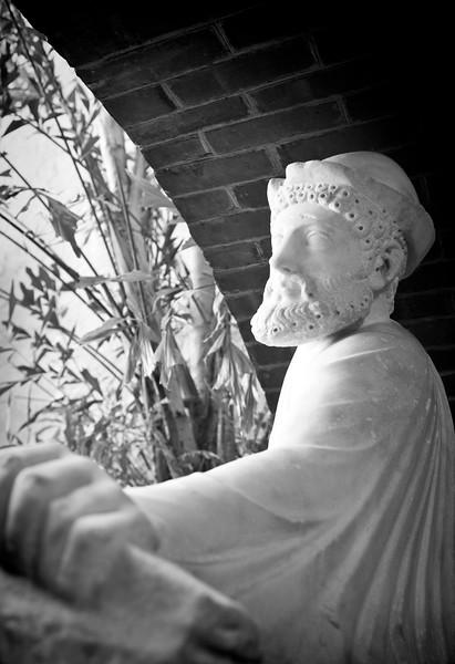 Statue, Isabella Stewart Gardner Museum