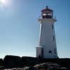 Lighthouse at Peggy's Cove, Nova Scotia