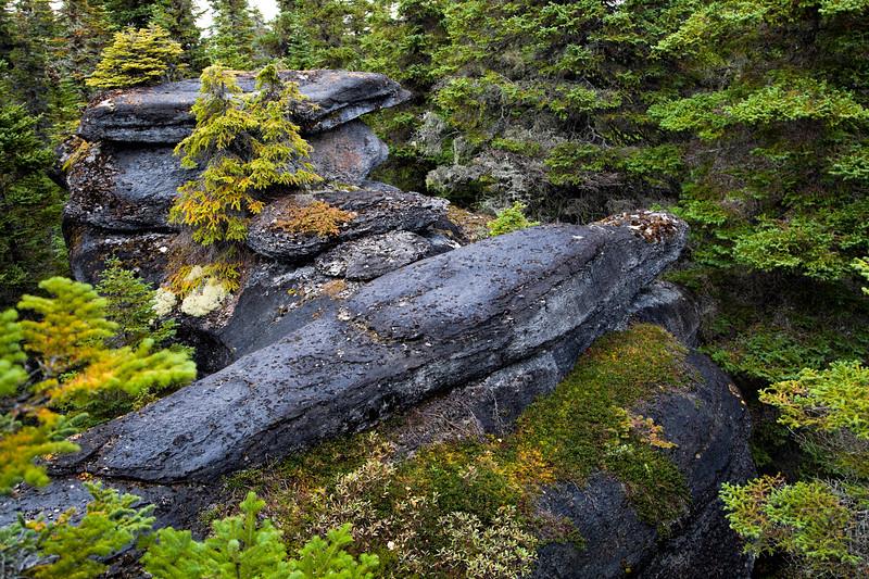 Monoliths, Ile Niapiskau