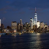 Lower Manhattan & One World Trade Center
