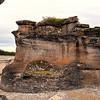 Limestone monolith