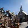 Notre Dame des Victoires, Quebec City