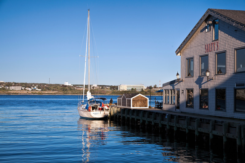 Salty's Restaurant, Halifax, Nova Scotia