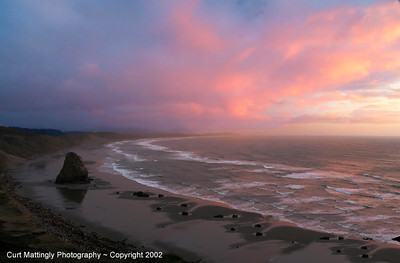 Cape Blanca Oregon