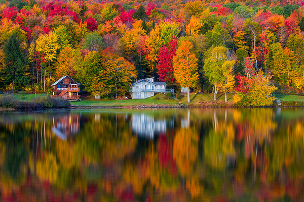 Lake Elmore Vt >> Fall Colors Of Vermont Nicholas Steinberg