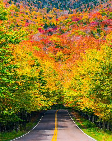 Smugglers Notch Road