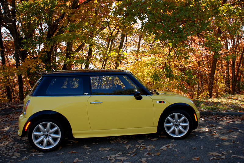 Our First Mini Cooper