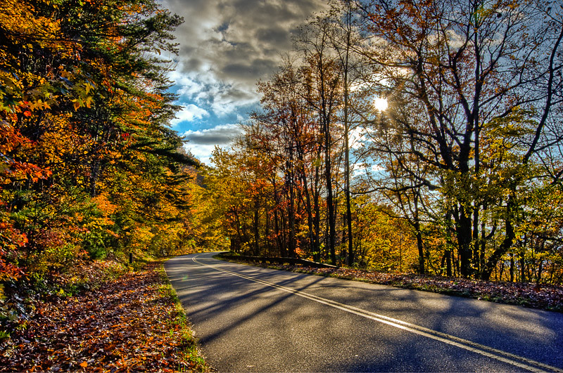 HDR image on the Maryville Parkway
