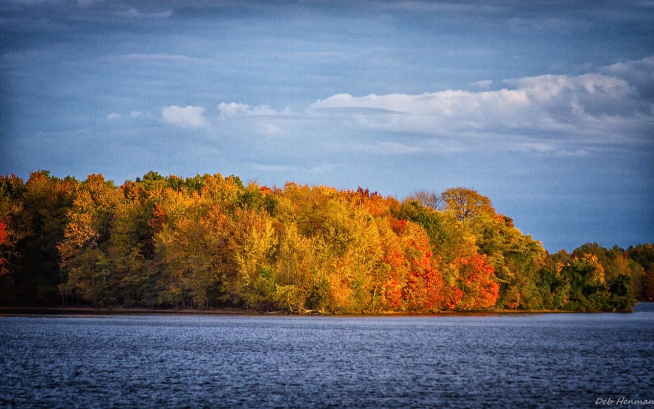 Eastfork Lake in Olney