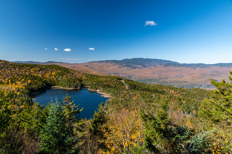Top of Loon Mountain