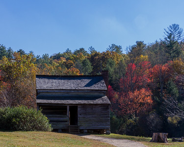 Homestead in the Smokies