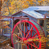 Smith Mill in Fall