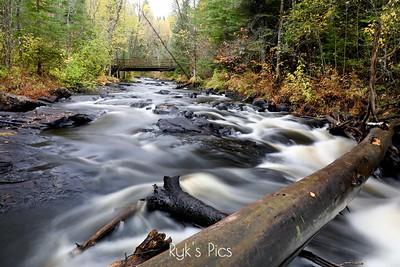 Bridge across troubled water