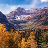 Fall Colors at Mount Timpanogos