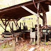 Old sawmill.