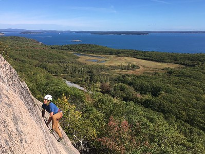 Fall Field Course 2017: Geology of Acadia