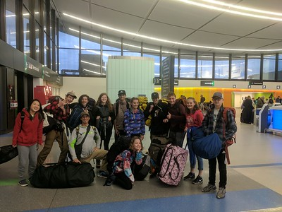 Fall Field Course 2017: Grand Canyon