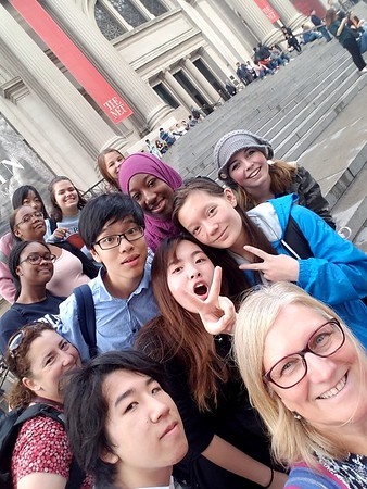 Fall Field Course 2017: NYC Art/Theater