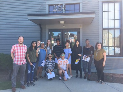 Fall Field Course 2017: Nutrition and Food Justice
