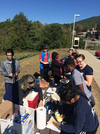 Fall Field Course 2017: Poverty, Homelessness, Hunger