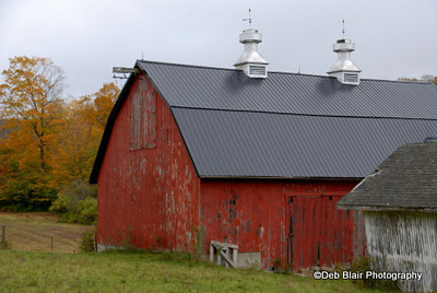 Barn in Dalton, MA