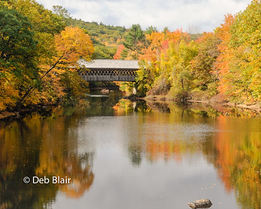 Covered Bridge in Henniker, NH