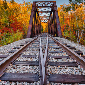 Fourth Iron Trestle