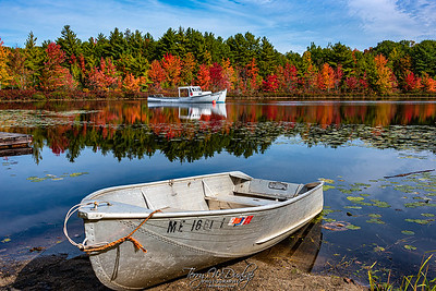 Fall Foliage Flotilla
