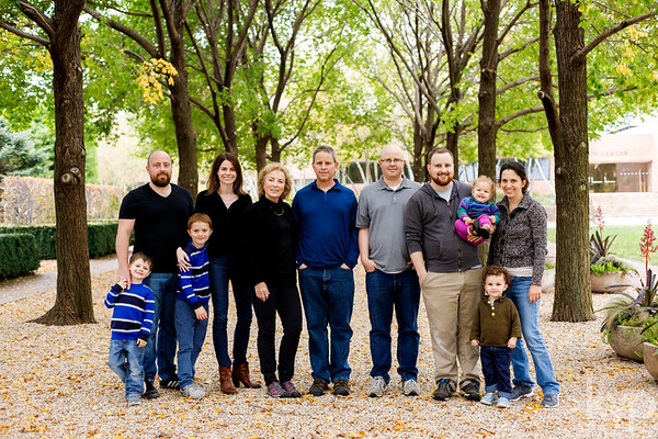 Harper Extended Family