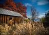 trapper's cabin at Crystal Springs- Adjumawi State Park