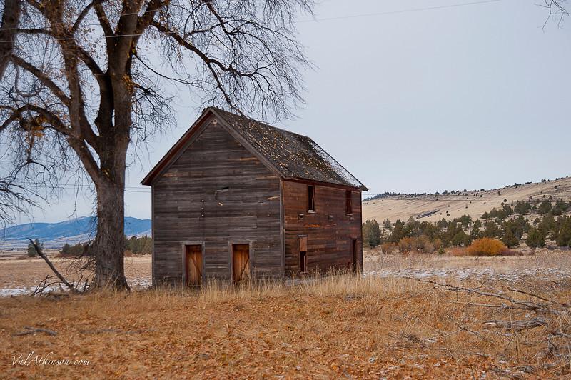 Barns #3-87