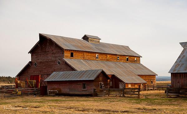 More Fall River Barns