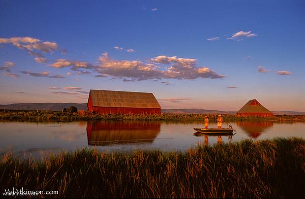 Fall River Barns