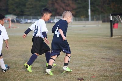 Fall Soccer 2015