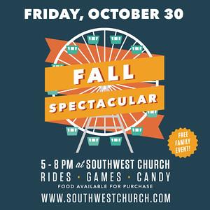 Fall Spectacular 2015