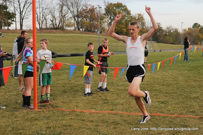 Big 8 Cross Country Jamboree