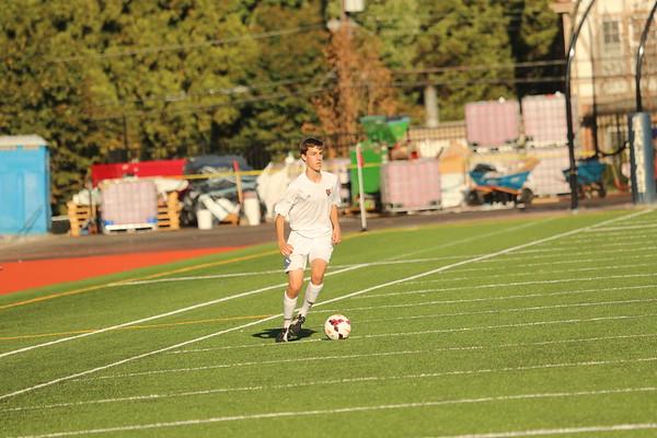 Boys Soccer: St. Albans vs. Collegiate