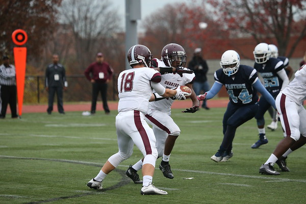 DCSAA Football A Championship: Sidwell vs. Eastern