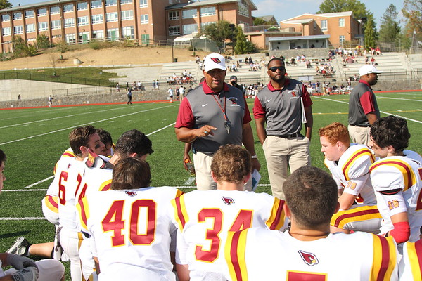 Football: Ireton vs. St. Albans