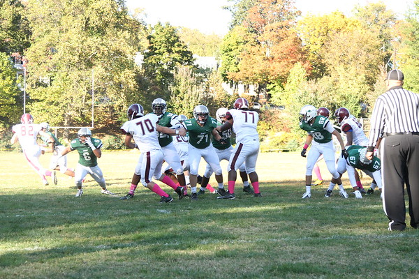 Football: Maret vs. Sidwell