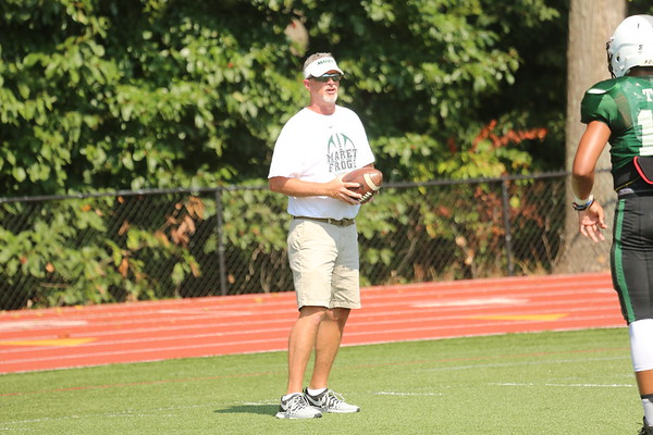 Football: Maret vs. St. Stephen's (Scrimmage