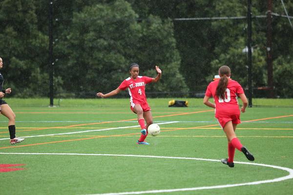 Girls Soccer: St. John's vs Spaulding