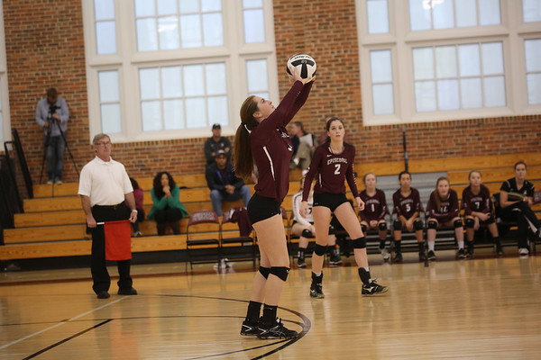 ISL A Volleyball Final: National Cathedral vs. Episcopal