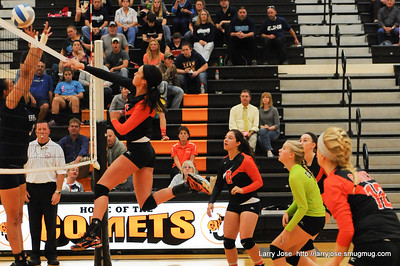 Jonesville vs East Jackson Varsity Volleyball