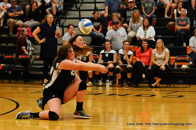 Jonesville vs Quincy JV Volleyball